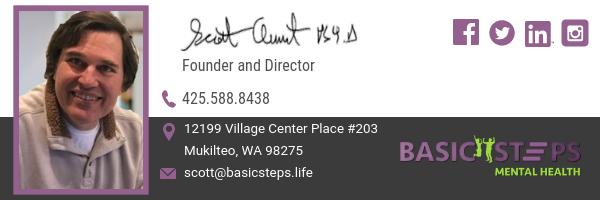 Dr. Scott Alpert, Director | Basic Steps Mental Health